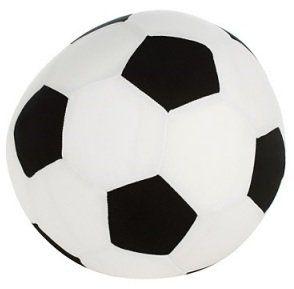 Squishy Soccer Ball Pillow : Soccer Ball Cheese Spreader