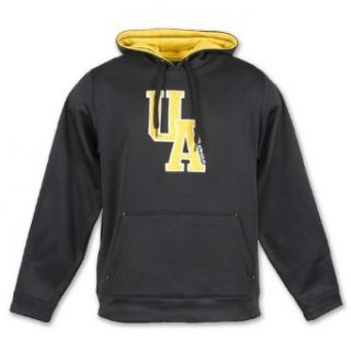 Under Armour Varsity Hoodie Jacket Black XL Clothing