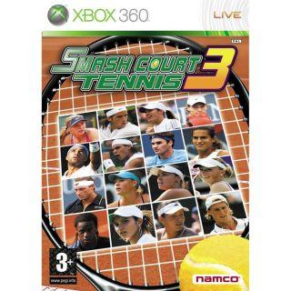 SMASH COURT TENNIS 3 XBOX360 / jeu console XBOX360   Achat / Vente