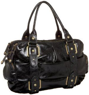 Hype Ella E/W Satchel,Black,one size Shoes