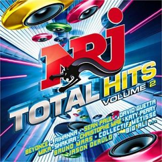 NRJ TOTAL HITS VOLUME 2   Compilation   Achat CD COMPILATION pas cher