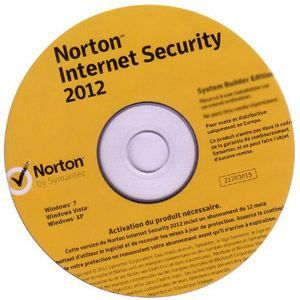 2012 OEM   Achat / Vente ANTIVIRUS Norton Internet Security 2012
