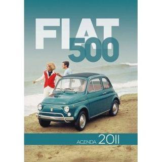 Fiat 500 ; lagenda passion 2011   Achat / Vente livre Collectif pas