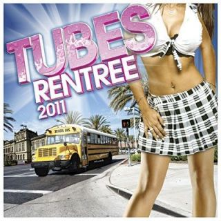 TUBES RENTREE 2011   Compilation   Achat CD COMPILATION pas cher