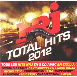NRJ TOTAL HITS 2012   Compilation   Achat CD COMPILATION pas cher