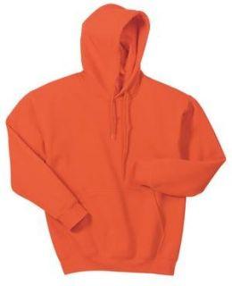 Gildan Unisex Cotton/Poly Hoody Hoodie Hooded Fleece