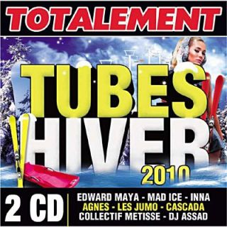 TOTALEMENT TUBES HIVER 2010   Compilation   Achat CD COMPILATION pas