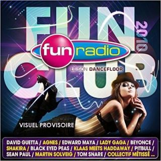 Fun Club 2010   Achat CD COMPILATION pas cher
