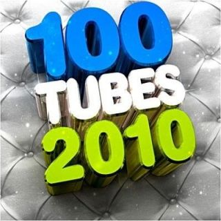 100 TUBES 2010 – Compilation – 5 CD   Achat CD COMPILATION pas