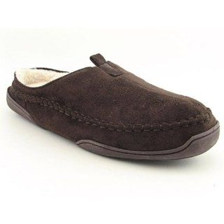 IZOD Slippers Brown Slippers Shoes Mens Size 8: Shoes