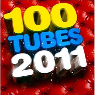 100 TUBES 2011   Compilation (5CD)   Achat CD COMPILATION pas cher