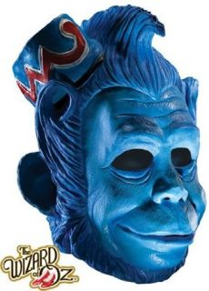 Wizard of Oz Deluxe Flying Monkey Adult Latex Mask