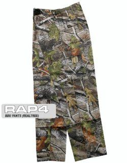 Realtree BDU Pants 3X Large   paintball apparel Sports