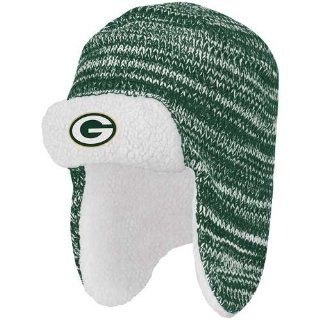 Green Bay Packers NFL Mens End Zone Trooper Hat Sports