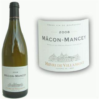 2008   Achat / Vente VIN BLANC Villamont Mâcon Mancey 2008