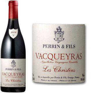 2007   Achat / Vente VIN ROUGE Perrin V. Les Christins 2007