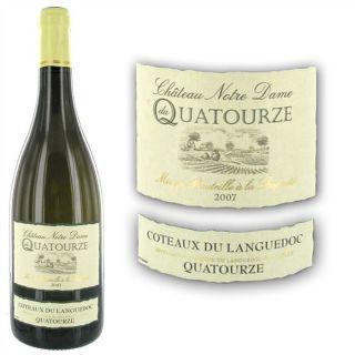 2007   Achat / Vente VIN BLANC Notre Dame de Quatourze 2007