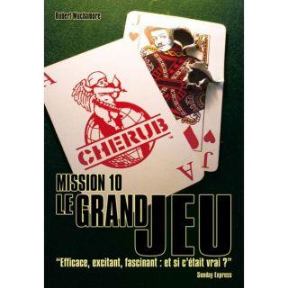 Cherub ; mission 10 ; le grand jeu   Achat / Vente livre Robert