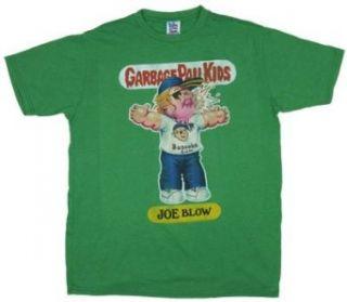 Joe Blow   Garbage Pail Kids   Junk Food Mens T shirt