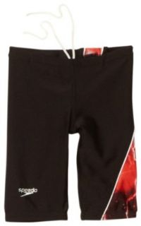 Speedo Boys 8 20 Youth Lightning Strikes Xtra Life Lycra