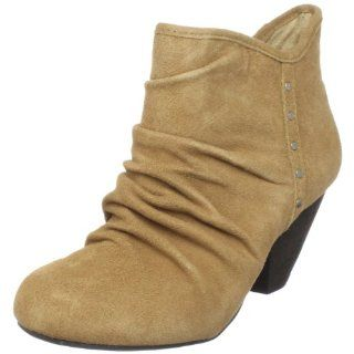 : Dr. Scholls Womens Arch Ankle Boot, Taupe Suede, 5.5 M US: Shoes