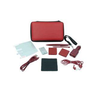 TRAVEL KIT 12 EN 1 ROUGE / Accessoire Dsi XL   Achat / Vente LOT