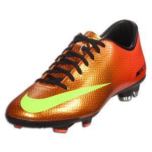 Nike Mens NIKE MERCURIAL VICTORY IV FG SOCCER SHOES Shoes