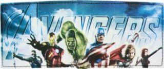 Marvel Avengers Bi fold Wallet Clothing