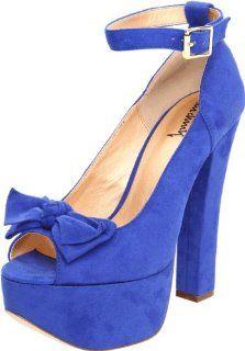 Luichiny Womens Van Essa Platform Pump Luichiny Shoes
