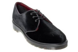 Dr Martens Hugh Mens Velvet Oxfords Dress Shoes Shoes