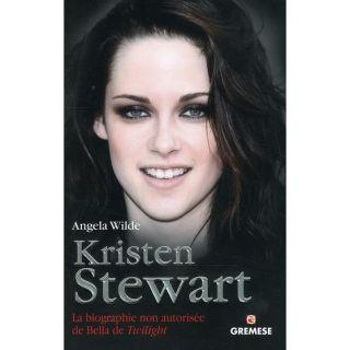 ART   CINEMA   MUSIQUE Kristen Stewart ; la biographie non autorisée