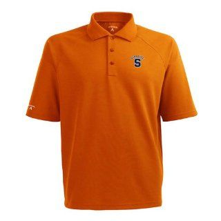 Syracuse Orangemen Polo   Antigua Mens Whisper Xtra Lite