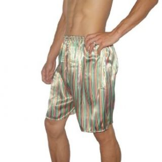 SILK COUTURE Mens Sleepwear   Silk Boxer Shorts / Pajama