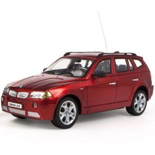 X3 118 rc rouge   Achat / Vente RADIOCOMMANDE TERRESTRE BMW X3 118