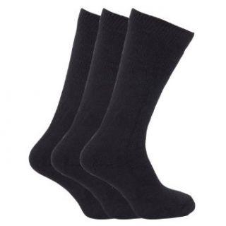 Mens Winter Extra Long Thermal Socks (Pack of 3) (6.5   11