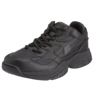 Womens Work Shoes Size 7   7.5 U.S., 38 EUR (BLACK)