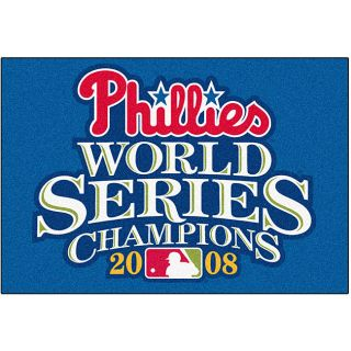 Phillies 2008 World Series Champions Starter Mat