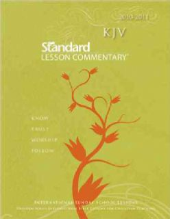 Standard Lesson Commentary 2009 2010 (PACKAGE)