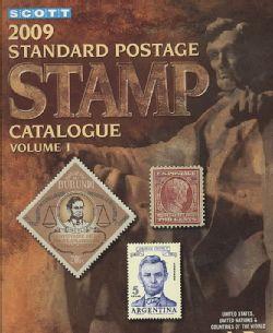 Scott 2009 Standard Postage Stamp Catalogue (Paperback)