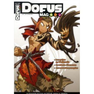 DOFUS MAG T.23   Achat / Vente BD Dofus pas cher