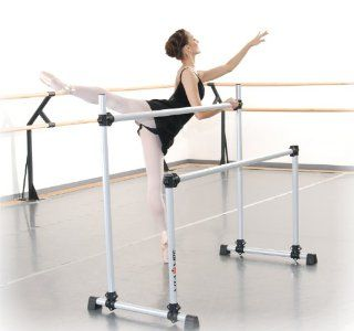 Vita Vibe Ballet Barre   DS84 7ft Portable Adjustable