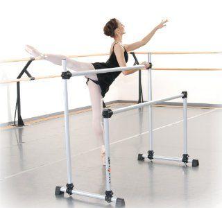 Vita Vibe Ballet Barre   DS84 7ft Portable Adjustable