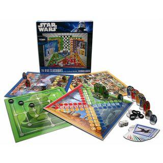 20 Jeux Classiques   Achat / Vente JEUX DE CARTE Star Wars Mallette 20