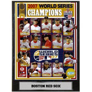 Boston Red Sox 2007 9x12 Champion Photo Plaque