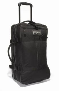 Jansport Footlocker Travel Luggage (Black, 25 Inch