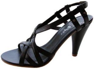 $280 Diesel Sissy Womens Shoe Heel Black Pump 9 EU 40 Shoes