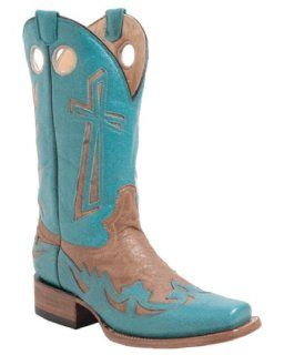 Corral Womens Mad Dog Cross Boot   A1906 Shoes