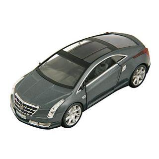 Cadillac ConverJ 2012 Concept Coupe Grey Metallic Model Car