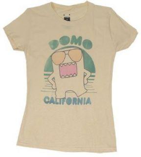 Domo California   Domo Kun Sheer Womens T shirt Junior