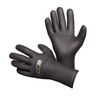 (Medium) BODYGLOVE 5mm Winter Wetsuit Gloves. Eco Friendly